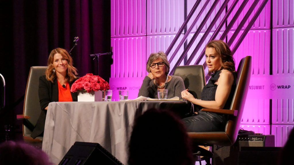 Cross-Post: Ten Strategies For Creating Gender Equality I Learned at TheWrap's Power Women Summit