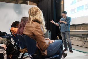 A Passion for the Camera, Storytelling, and Life: Cinematographer Elia Lyssy Visits MSU