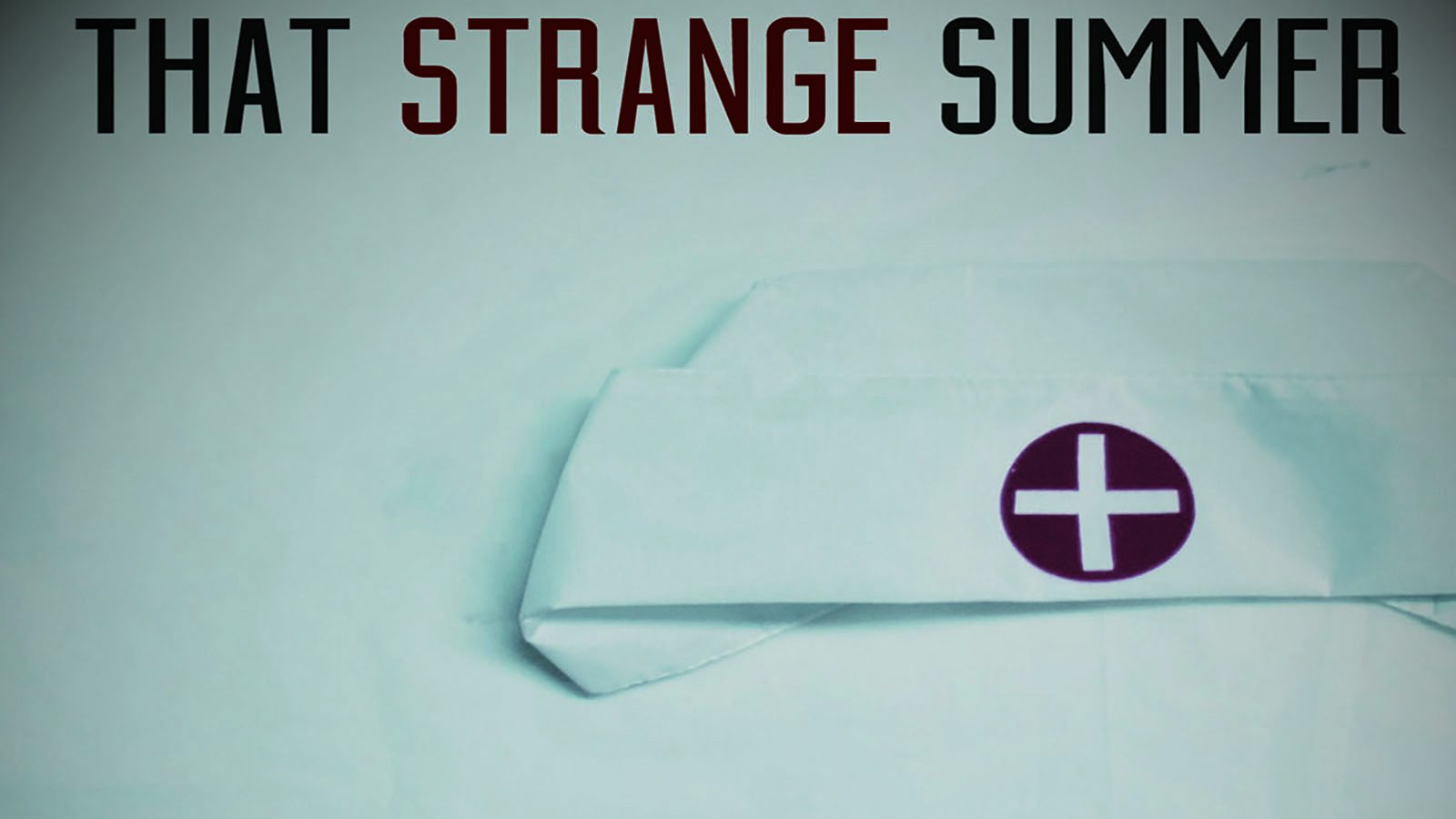 That Strange Summer - DVD Cover